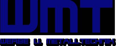 WMT Litfaßsäulen, Blumenkästen, Kaminabdeckungen-Logo
